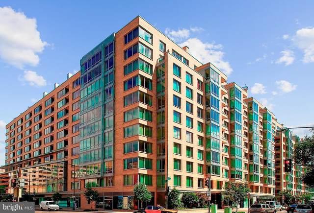 1155 23RD Street NW 7D, WASHINGTON, DC 20037 (#DCDC468326) :: The Licata Group/Keller Williams Realty