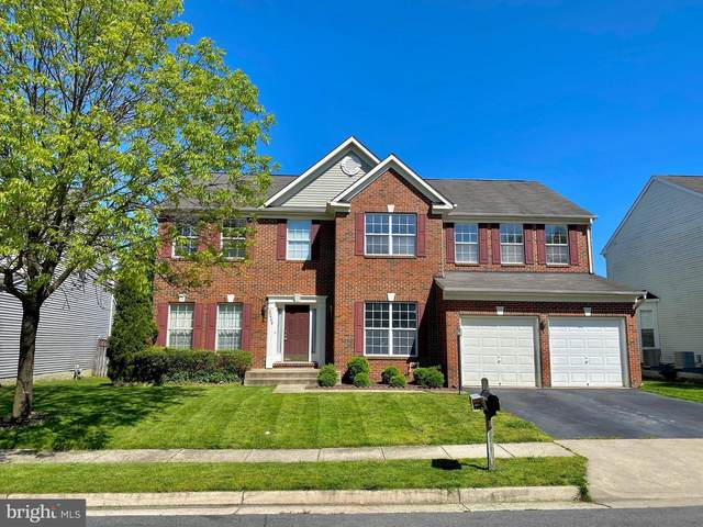 8009 Quaking Aspen Road, GAINESVILLE, VA 20155 (#VAPW494418) :: Network Realty Group