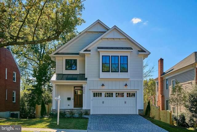 608 N Garfield Street, ARLINGTON, VA 22201 (#VAAR162522) :: Jacobs & Co. Real Estate