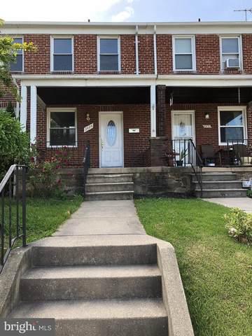 3424 Parklawn Avenue, BALTIMORE, MD 21213 (#MDBA509792) :: The Miller Team