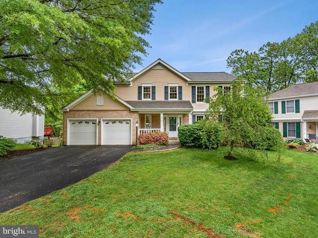 1435 Fishers Mill Court, HERNDON, VA 20170 (#VAFX1127666) :: The Kenita Tang Team
