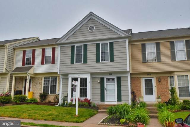 210 Gentlebrook Road, OWINGS MILLS, MD 21117 (#MDBC493518) :: Bob Lucido Team of Keller Williams Integrity
