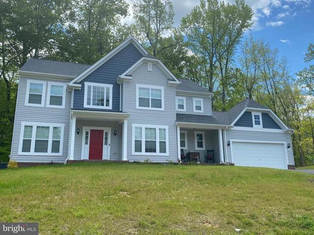 1320 Fairwood Drive, HUNTINGTOWN, MD 20639 (#MDCA176264) :: Gail Nyman Group
