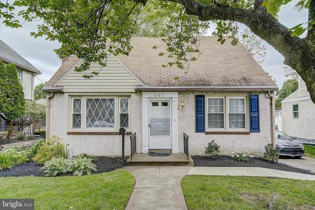 607 Darby Road, HAVERTOWN, PA 19083 (MLS #PADE518198) :: The Premier Group NJ @ Re/Max Central