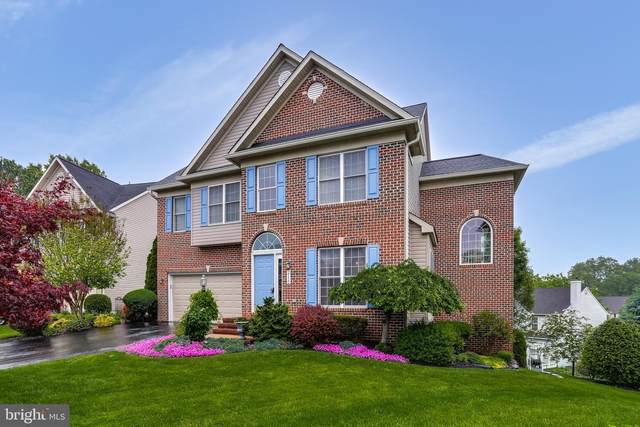 2112 Chaucer Way, WOODSTOCK, MD 21163 (#MDHW279174) :: ExecuHome Realty