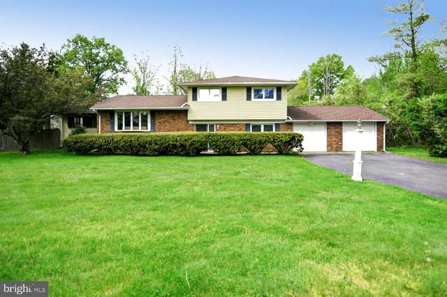 6 George Washington Drive, TITUSVILLE, NJ 08560 (#NJME295254) :: Bob Lucido Team of Keller Williams Integrity