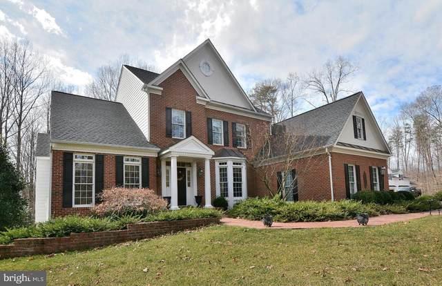 8180 Cottage Rose Court, FAIRFAX STATION, VA 22039 (#VAFX1127734) :: Debbie Dogrul Associates - Long and Foster Real Estate