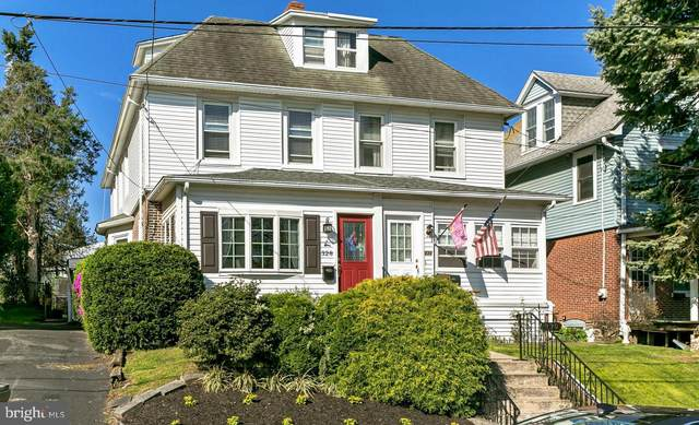 328 Walnut Street, CLIFTON HEIGHTS, PA 19018 (#PADE518204) :: Jason Freeby Group at Keller Williams Real Estate