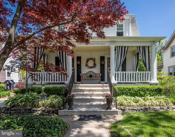215 Richey Avenue, COLLINGSWOOD, NJ 08108 (MLS #NJCD393128) :: The Premier Group NJ @ Re/Max Central