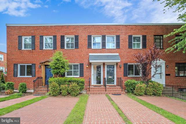 813 Jefferson Street, ALEXANDRIA, VA 22314 (#VAAX246138) :: AJ Team Realty