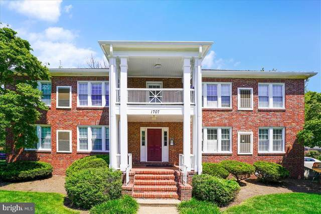 1707 Dewitt Avenue A, ALEXANDRIA, VA 22301 (#VAAX246146) :: Tom & Cindy and Associates