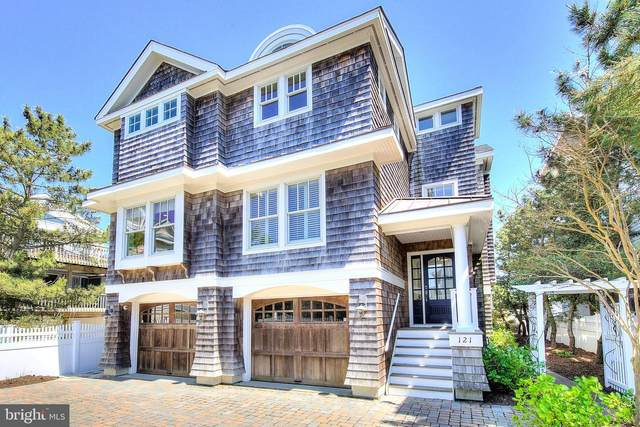 121 E Kansas Avenue, LONG BEACH TOWNSHIP, NJ 08008 (#NJOC398116) :: Bob Lucido Team of Keller Williams Integrity