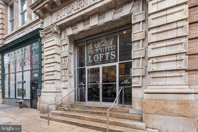 1027-31 Arch Street #404, PHILADELPHIA, PA 19107 (#PAPH894114) :: Shamrock Realty Group, Inc