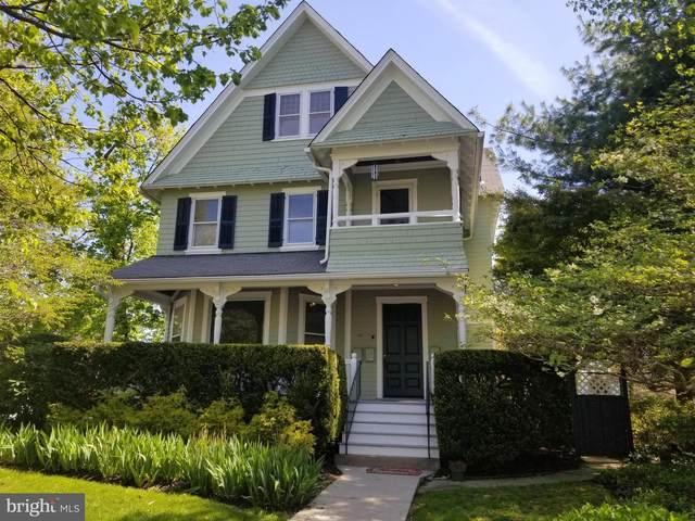 45 Vandeventer Avenue #1, PRINCETON, NJ 08542 (MLS #NJME295274) :: The Premier Group NJ @ Re/Max Central