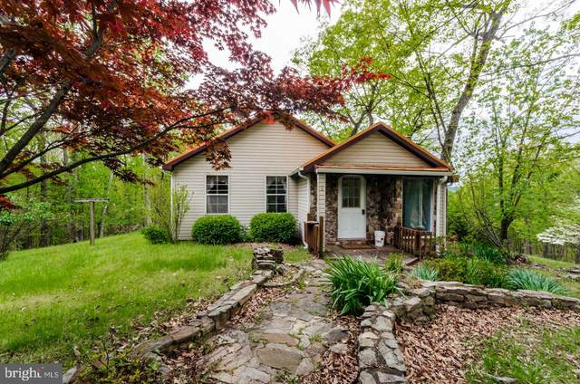 1344 Seldom Seen Road, GREAT CACAPON, WV 25422 (#WVMO116842) :: Hill Crest Realty