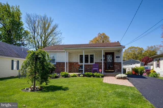 256 Nemoral Street, WARMINSTER, PA 18974 (#PABU495892) :: ExecuHome Realty