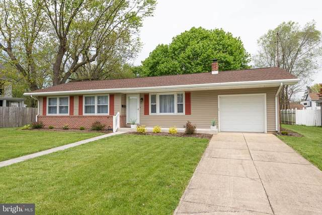 411 C Street, CARLISLE, PA 17013 (#PACB123400) :: The Joy Daniels Real Estate Group