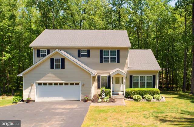 183 Lake Forest Court, MINERAL, VA 23117 (#VALA121190) :: Cristina Dougherty & Associates