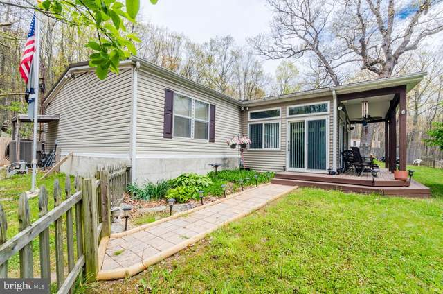 516 Roberts Lane, GREAT CACAPON, WV 25422 (#WVMO116846) :: Hill Crest Realty