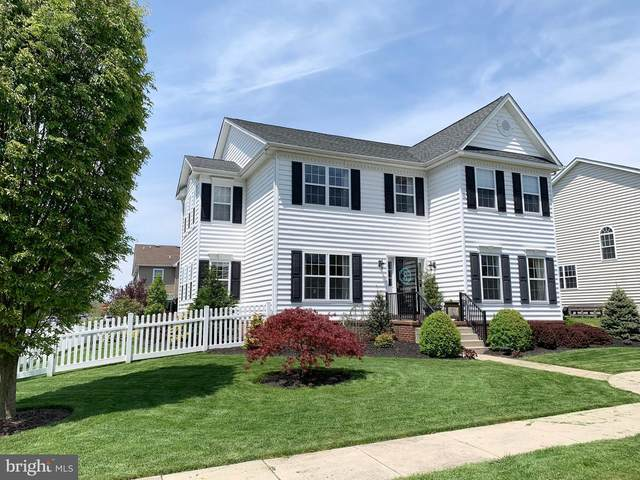 2100 Morgan Hill Drive, PENNSBURG, PA 18073 (#PAMC648094) :: John Smith Real Estate Group