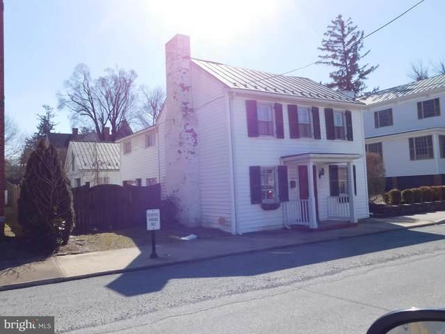 105 E Congress Street, CHARLES TOWN, WV 25414 (#WVJF138768) :: Hill Crest Realty