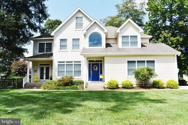 10147 Queens Circle, OCEAN CITY, MD 21842 (#MDWO113742) :: Berkshire Hathaway PenFed Realty