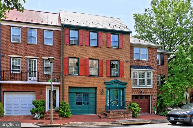403 N Lee Street, ALEXANDRIA, VA 22314 (#VAAX246180) :: The Bob & Ronna Group