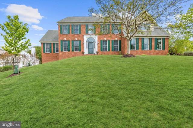 8 Stone Spring Court, BALTIMORE, MD 21228 (#MDBC493648) :: The Miller Team