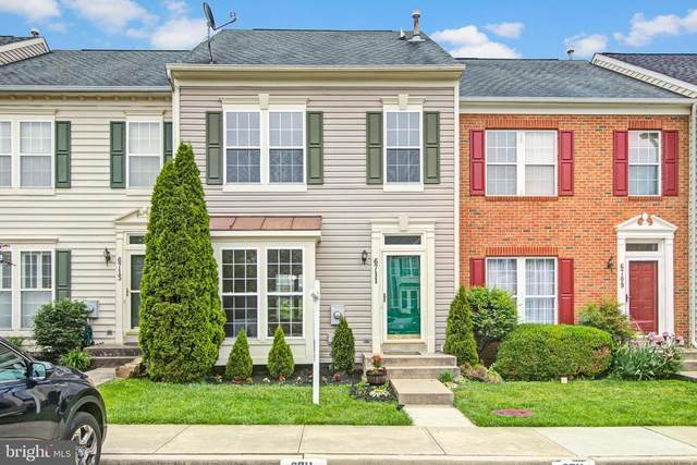 6711 Manorly Court, FREDERICK, MD 21703 (#MDFR264004) :: Network Realty Group
