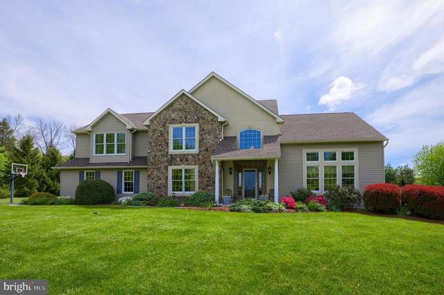 5 Eagle Tail Court, DOUGLASSVILLE, PA 19518 (#PABK357438) :: Linda Dale Real Estate Experts