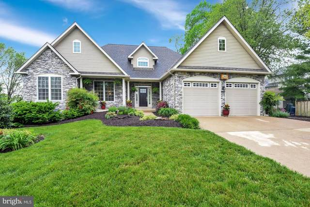 202 Jenkins Creek Court, WALKERSVILLE, MD 21793 (#MDFR264008) :: Peter Knapp Realty Group