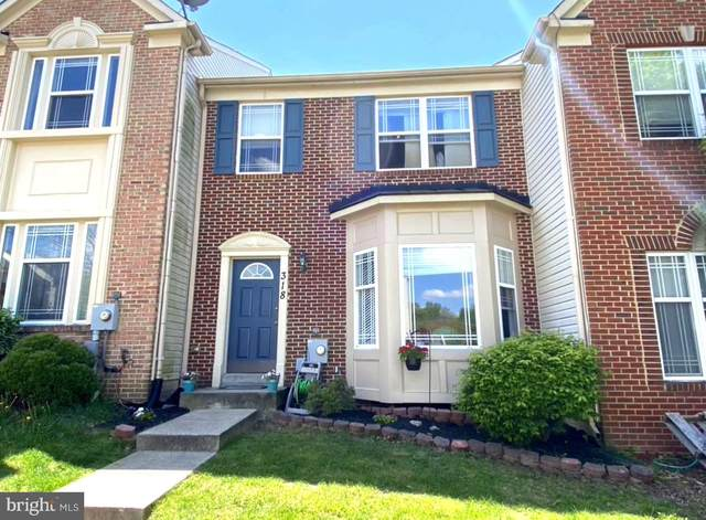 318 Glenvale Avenue, MOUNT AIRY, MD 21771 (#MDFR264010) :: Bob Lucido Team of Keller Williams Integrity