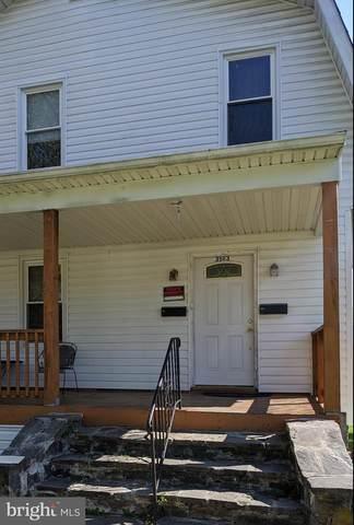 3503 W Forest Park Avenue, BALTIMORE, MD 21216 (#MDBA510008) :: Dart Homes