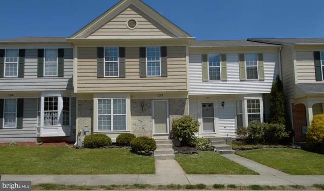 132 Gentlebrook Road, OWINGS MILLS, MD 21117 (#MDBC493682) :: Pearson Smith Realty