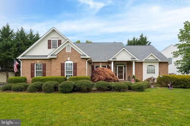 1445 Morris Pond Drive, LOCUST GROVE, VA 22508 (#VAOR136654) :: LoCoMusings