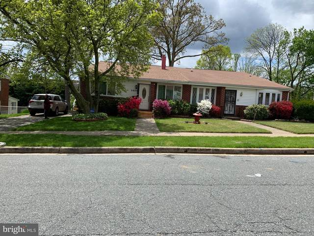 5609 Pembroke Avenue, BALTIMORE, MD 21207 (#MDBC493716) :: The Maryland Group of Long & Foster Real Estate