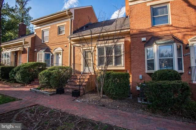 2538 Fairfax Drive C, ARLINGTON, VA 22201 (#VAAR162642) :: The Piano Home Group