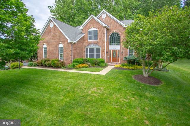 1253 Cobble Pond Way, VIENNA, VA 22182 (#VAFX1128058) :: The Vashist Group