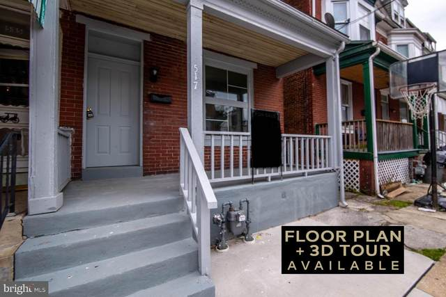 517 S Pershing Avenue, YORK, PA 17401 (#PAYK137376) :: Younger Realty Group