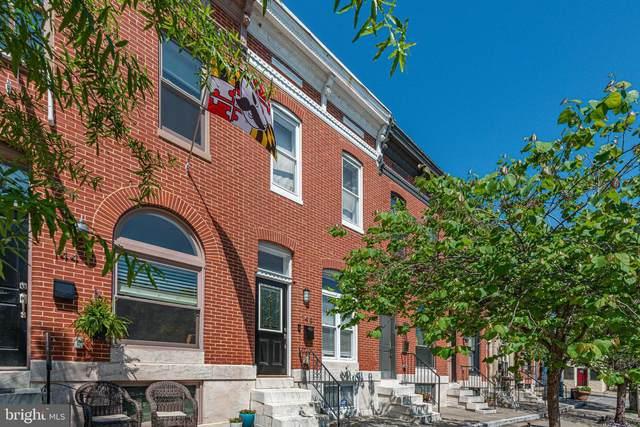 146 N Milton Avenue, BALTIMORE, MD 21224 (#MDBA510062) :: V Sells & Associates | Keller Williams Integrity