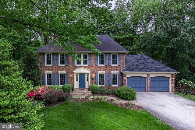 1278 Golden Eagle Drive, RESTON, VA 20194 (#VAFX1128098) :: The Vashist Group