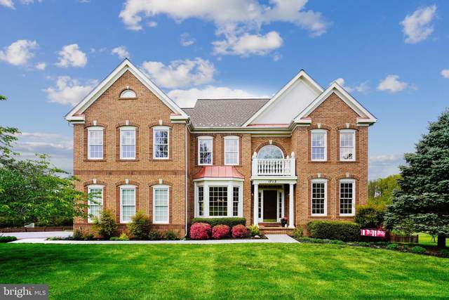 1713 Oakdale Drive, COOKSVILLE, MD 21723 (#MDHW279280) :: LoCoMusings
