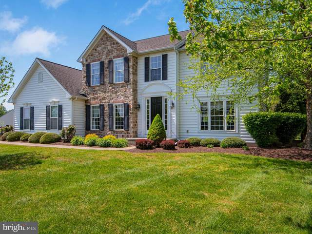 500 Wheatland Court, LINCOLN UNIVERSITY, PA 19352 (#PACT505950) :: ExecuHome Realty