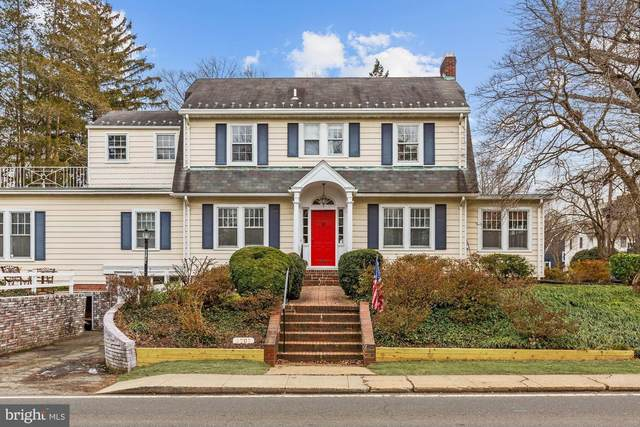 6701 Brookville Road, CHEVY CHASE, MD 20815 (#MDMC707164) :: Mortensen Team