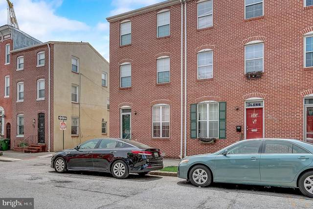 129 W Hamburg Street, BALTIMORE, MD 21230 (#MDBA510098) :: Corner House Realty