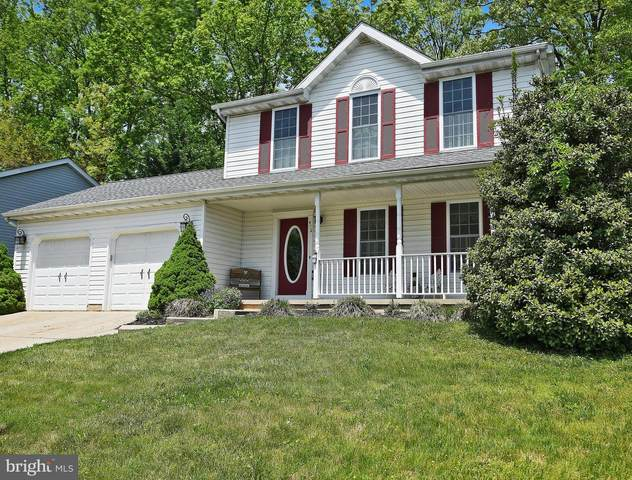 412 Birchwood Manor Lane, BEL AIR, MD 21014 (#MDHR246628) :: Bob Lucido Team of Keller Williams Integrity