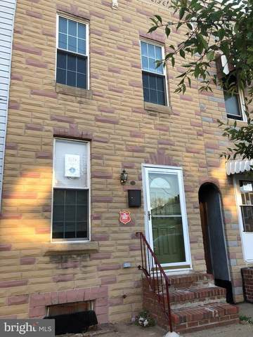 3602 5TH Street, BALTIMORE, MD 21225 (#MDBA510104) :: ExecuHome Realty