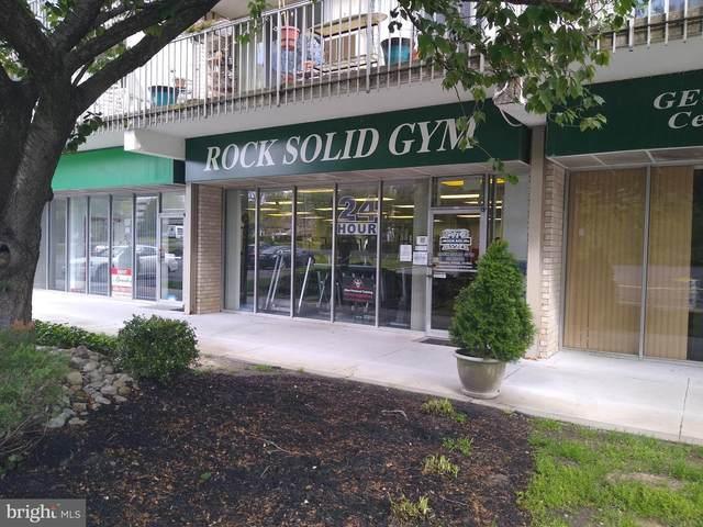 401 Cooper Landing Road #7, CHERRY HILL, NJ 08002 (#NJCD393346) :: Bob Lucido Team of Keller Williams Integrity