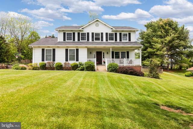 2814 Grandview Drive, MIDDLETOWN, MD 21769 (#MDFR264104) :: Erik Hoferer & Associates