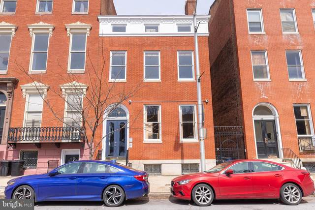 216 W Monument Street W T-F, BALTIMORE, MD 21201 (#MDBA510134) :: Radiant Home Group